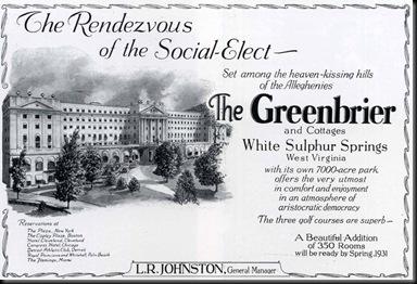 Lo-Greenbrier Ad