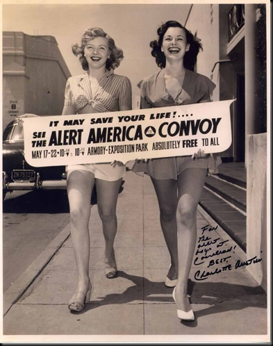 Signed Alert America-Model-photo