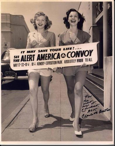 Signed Alert America-Model-photo
