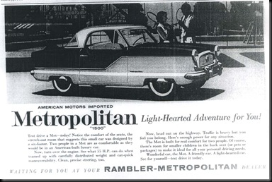 Metropolitan Ad