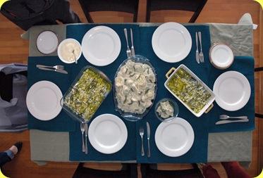 mesa cenital