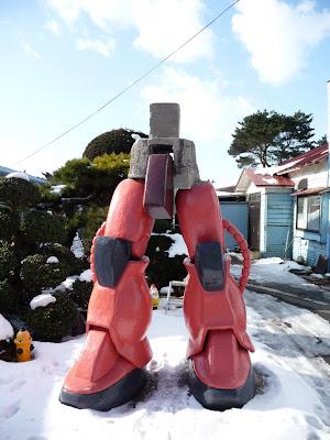 2009年夏!八戸帰省の旅 前編 赤い彗星現る!