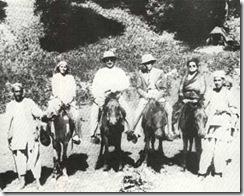 Quaid,Fatima Jinnah,Nawabzada & Begum Liaqat Ali Khan