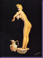 Classic Pin-Ups #1 - Seite 27 - Al Leslie - Untitled (1940)