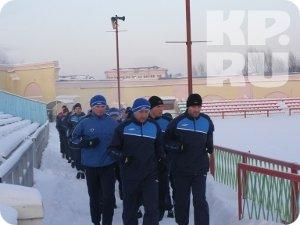 """фото """"Волга"""" уезжает в Турцию"""