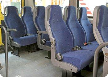 Ремни безопасности в междугородних автобусах