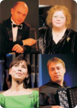 """25 марта - Концерт """"От Баха к Пуленку"""""""