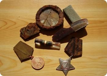 Тверского бойца нашли на эстонской земле