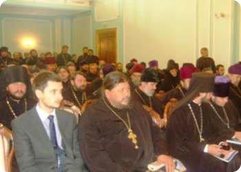 Очередное собрание духовенства Тверской епархии