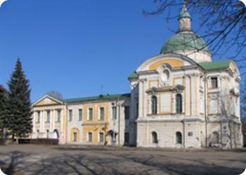Путевой дворец в городе Твери взят под общественный контроль