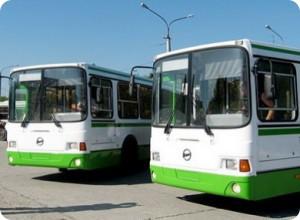56 автобусов будут переданы муниципальным образованиям