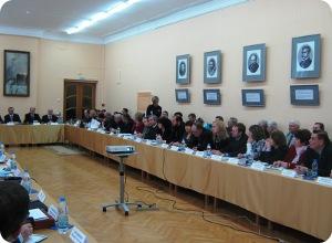 Состоялось пленарное заседание Общественной палаты Тверской области с участием представителей Тверской епархии