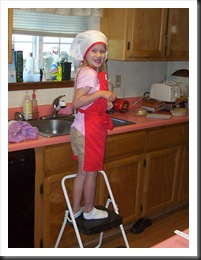 Madi the Chef and Hobo Camp 001