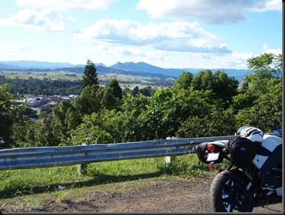 Overlooking Kyogle