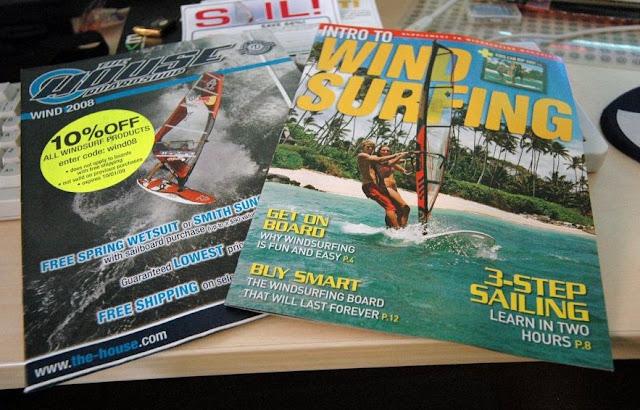 suplementos windsurfing magazine