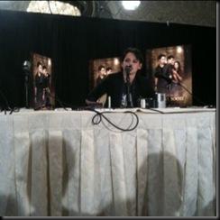 kikis en la conferencia
