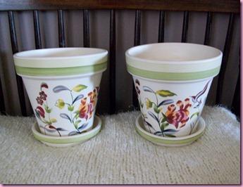 Flower Pots 002