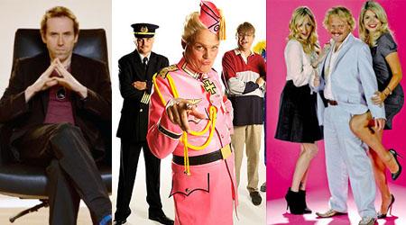 TV Week 36 Moving Wallpaper Al Murrays Multiple Personality Disorder Celebrity Juice
