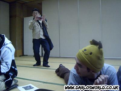 小西先生とノヘアさん