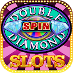 Double Diamond Wheel Slots 2.0 Apk
