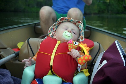 1st Canoe Trip 2
