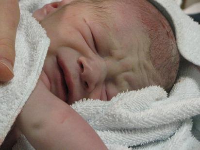 Calvin Birth 035