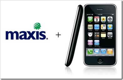 maxis-iphone-3g-plan