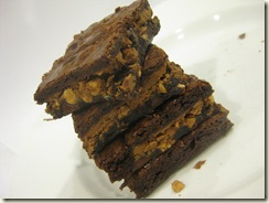 Toffee (Crack) Brownie Photos 002