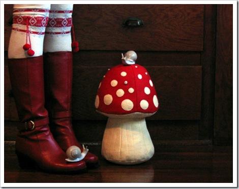 mushroomsnail