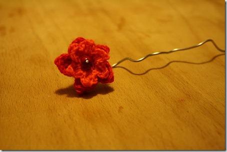 korpdotter - blomma