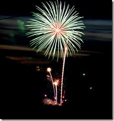 Custer Fireworks XI