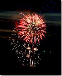 Custer Fireworks XV