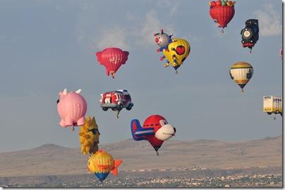 Albuquerque Balloon Festival 2009 081
