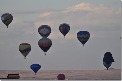 Albuquerque Balloon Festival 2009 039