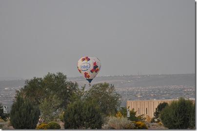 Albuquerque Balloon Festival 2009 006