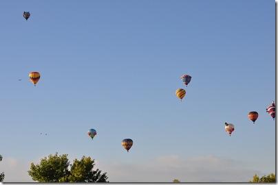 Albuquerque Balloon Festival 2009 098