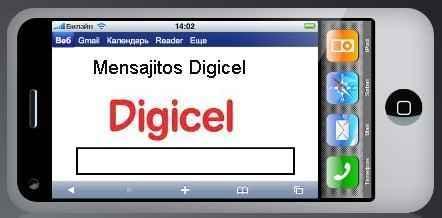 Mensajitos Digicel