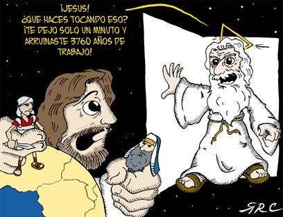 LibreDeAlbedrio #023 - Jesucristo