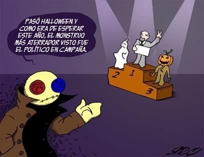 LibreDeAlbedrio #28 - Uno de Halloween