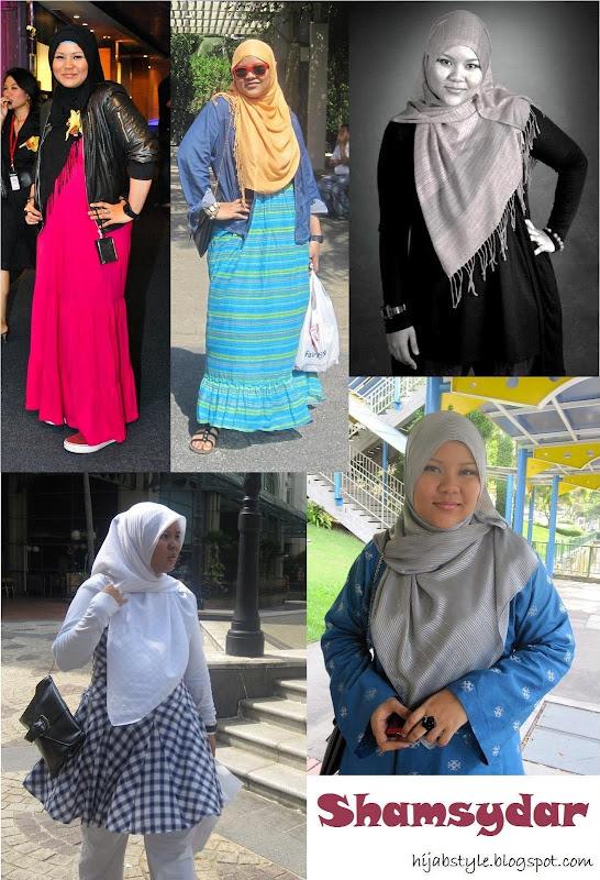 Muslimah Style: Shamsydar