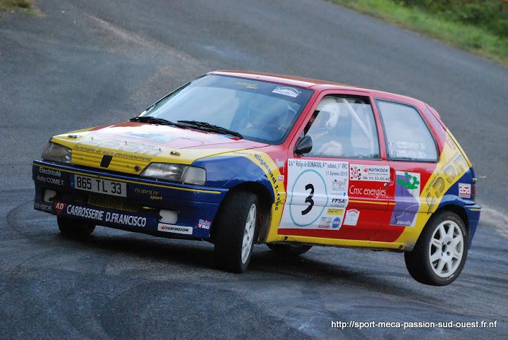 Yohan DUPOUY / Bruno CAMPANER  - 306 S16 F2/14 Rallye%20de%20Bonaguil%202010%20261