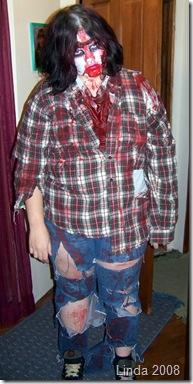 Zombie Amanda 1