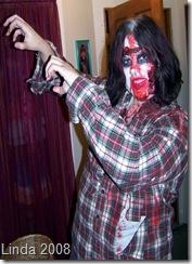 Thriller Zombie Amanda