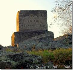 Miantonomo Monument