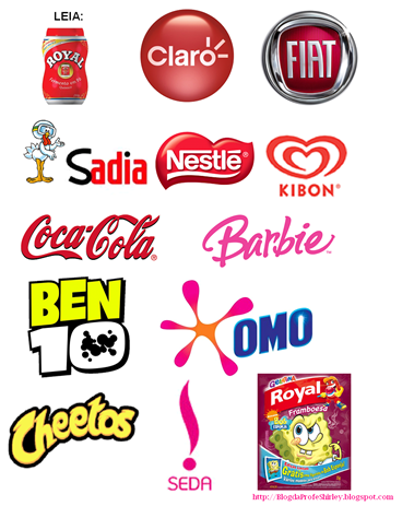leitura de logos