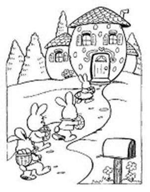 coelhos para casa
