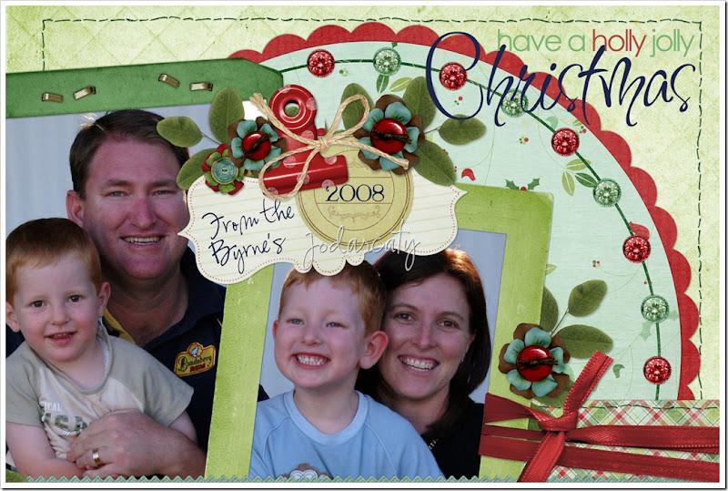 xmas card 2 2008