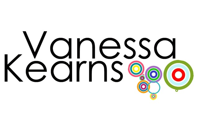 Vanessa Kearns rainbow circles
