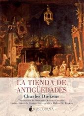 La tienda de antigüedades (cubierta)