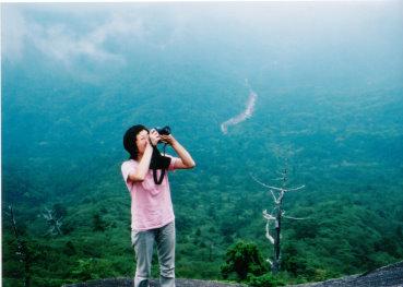 ヤク中!?日本で一番好きな場所「屋久島」